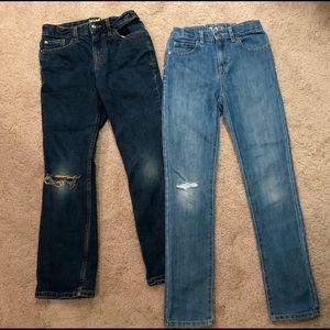 Boys Slim Jeans (Bundle of 2)